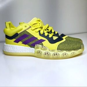 Adidas Marquee Boost Low Basketball sneakers 11